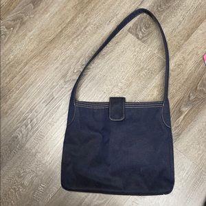 Gap blue Jean purse